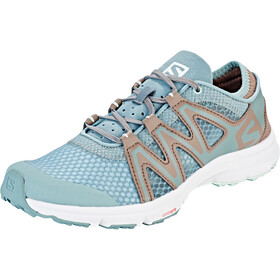 Salomon W's Crossamphibian Swift 2 Shoes Lead/Deep Taupe/Icy Morn